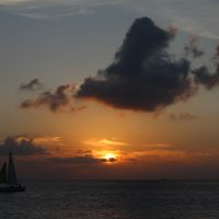 Albertos Beach Sunset Cozumel